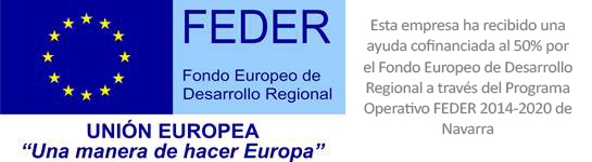 logo Feder; Fondo Europeo de Desarrollo Regional