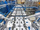Producción Zona Robotica en Grupo Lauco